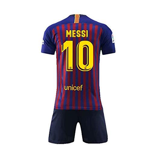 7 Chico Uniforme de Futbol para los Aficionados al Futbol Ronaldo LHWLX 2019 Traje Deportivo Camisetas y Shorts de f/útbol Adultos y ni/ños