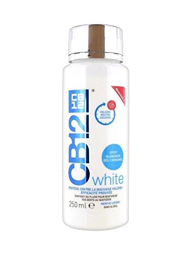 CB12 Whitening Mouthwash, 250 ml