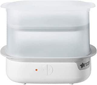 Tommee Tippee Electric Steam Steriliser for Baby Feeding Bottles and Accessories