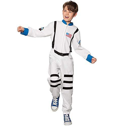 Boland 82274adultos Disfraz astronauta, 10–12años