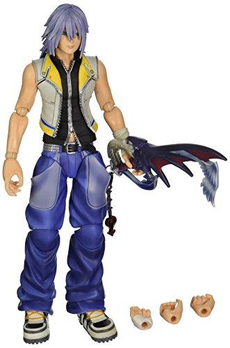 Kingdom Hearts II Play Arts Kai Riku Figura De Acción