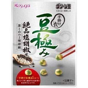 春日井製菓 小袋豆極み絶品塩胡椒味 28g ×8袋