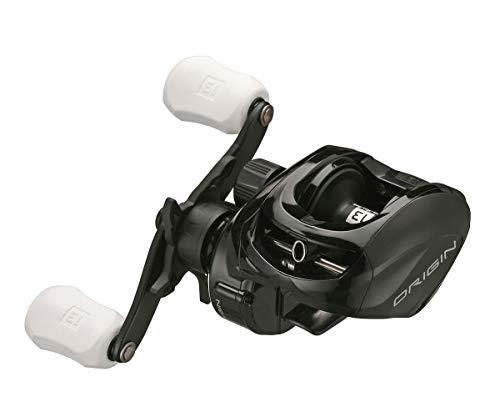 13 FISHING - Origin A Baitcast Reel - 6.6:1 Gear Ratio - Right Hand Retrieve (Fresh) - OA6.6-RH