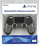 PlayStation 4: DualShock 4 Steel Black [Esclusiva Amazon]
