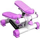 Inicio Mini Entrenador Cross Cross Hydraulic Pierna Equipo de Entrenamiento de Pierna SHIATSU Masaje Fitness Trainer Anillo Unisex Máxima Carga 130 kg