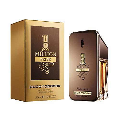 Perfume One Million Privé Masculino Paco Rabanne Edp 50ml - Incolor - Único
