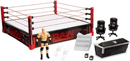 WWE Elite Wrestlemania Ring Spielset