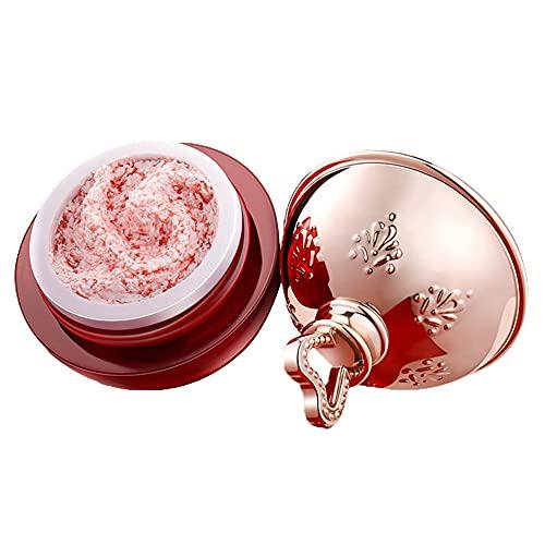 LeftSuper Crema Facial Sangre de dragón Crema Facial Esencia de Ginseng Crema Suero hidratante para el Cuidado de la Piel