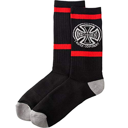 INDEPENDENT Converge Socks Black