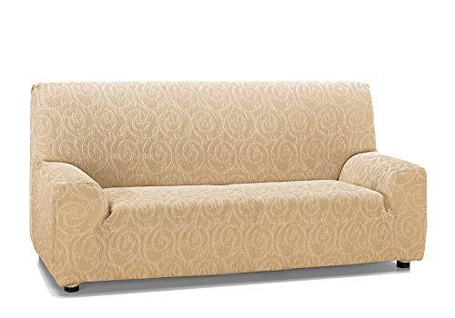 Martina Home Indiana Funda de sofá, Camel, 3 Plazas