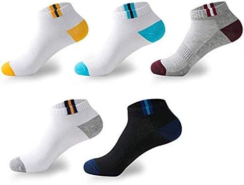 996 opiniones para BUDERMMY- 5 o 10 pares de calcetines deportivos unisex con talón y puntera