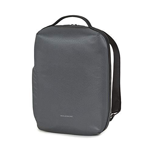 Moleskine - Mochila porta P, color gris Device Bag 15
