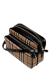 Luxury Fashion   Burberry Womens 8019377 Beige Shoulder Bag   Fall Winter 19