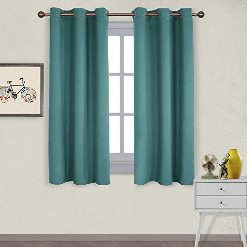 kitchen curtains insulated - 1