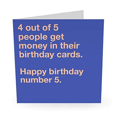 Central 23 – lustige Geburtstagskarte