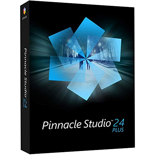 Corel Pinnacle Studio 24 (2021) PLUS / Windows 10 / DEUTSCH - BOX
