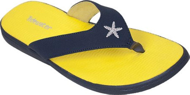 Tidewater Sandals Women's Monterey Flip Flop