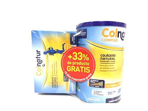 Colnatur COMPLEX colágeno natural 330 g +33% gratis (330 gramos +33% gratis)