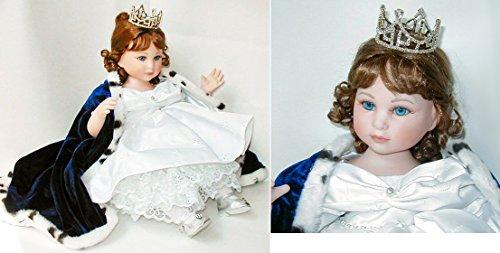 Marie Osmond's Baby Miss America Porcelain Sitting Doll
