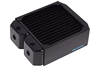 Alphacool NexXxoS UT60Radiator refoidisseurs Fans and radiators–Universal  Universal Heater 14cm Black/Copper Steel 186Mm