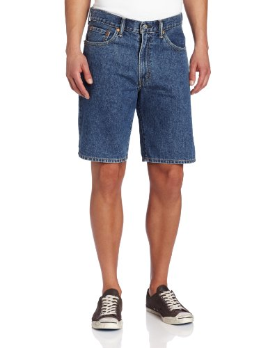 Levi's Men's Standard 550 Short, Medium Stonewash, 42