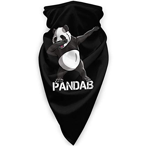 Funny Pandab Panda Dab Outdoor Windproof Sports Scarf Face Cold Scarf Neck Warm Headband Headscarf