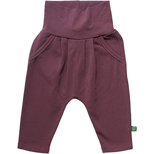 Fred'S World By Green Cotton Alfa Pants Pantalon, Violet (Plum Purple 019231101), 92 Bébé Fille