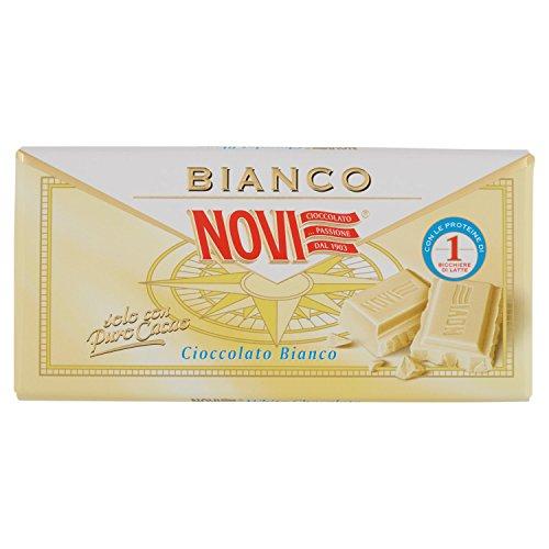 Novi Tavoletta Cioccolato Bianco, 100g