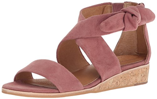 CC Corso Como Women's Rasque Wedge Sandal, Old Rose, 8 Medium US