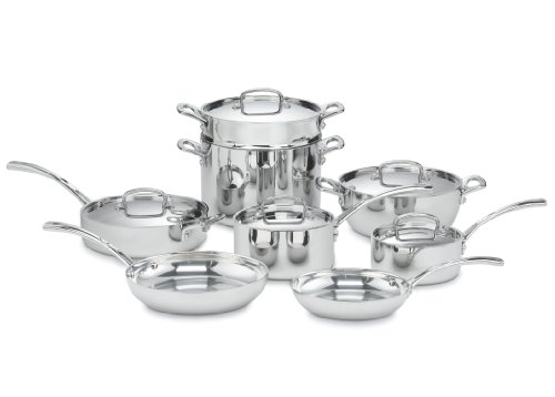 Cuisinart FCT-13 cookware review