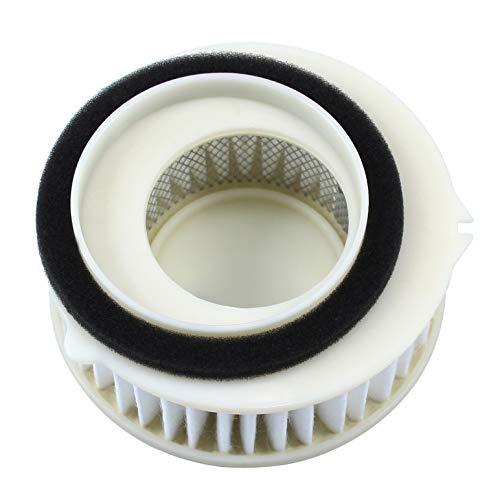 Sollon 4TR-14451-00 Air Filter Cleaner for Yamaha 1998-2014 XVS650 V-Star 650 Classic, 1998-2011 XVS650 V-Star 650 Custom replace 4TR1445100 HFA4607