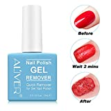 Magic Nail Polish Remover, Quick & Easy Remove Gel Nail Polish Within 3-5 Minutes, No Need For Foil, Soaking or Wrapping, For Natural, Gel, Acrylic, Sculptured Nails