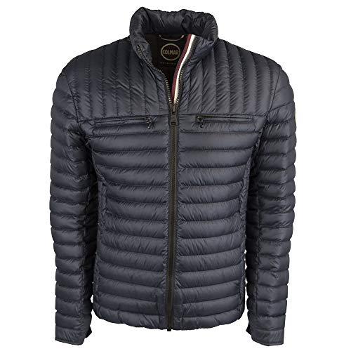 Colmar Down Jacket 1299 - Giacca da uomo, Uomo, Giacca, 1299, Blu marino caffè., 52