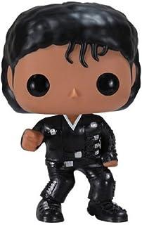 Boneco Funko Pop! Rock Michael Jackson Bad Raro Colecione Express