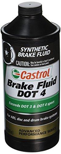Castrol 12614 Dot 4 Synthetic Brake Fluid