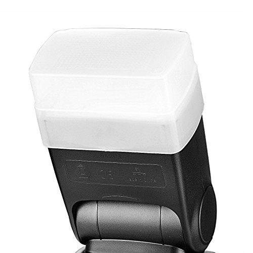 Neewer Camera Flash Bounce Light Hard Diffuser for Neewer TT560 TT520 Flash Speedlite