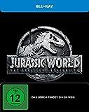 Jurassic World: Das gefallene Königreich - Blu-ray - Steelbook