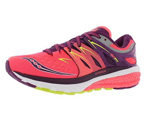 Best Women's Shoes for Lower Back Pain - Saucony Women's Zealot Iso 2 Running Shoe