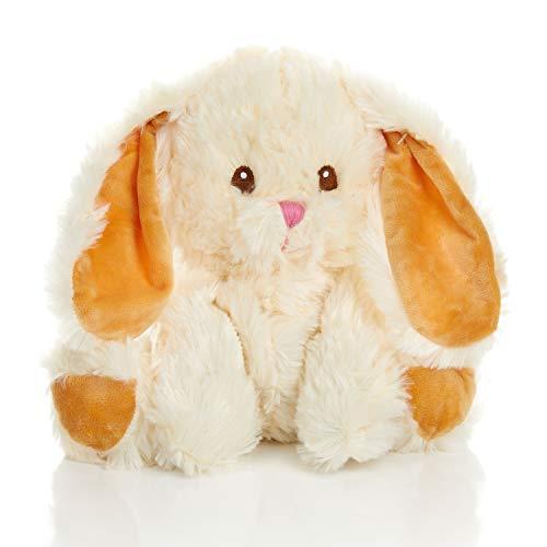 Warm Pals Microwavable Lavender Scented Plush Toy Stuffed Animal - Bashful Bunny Rabbit