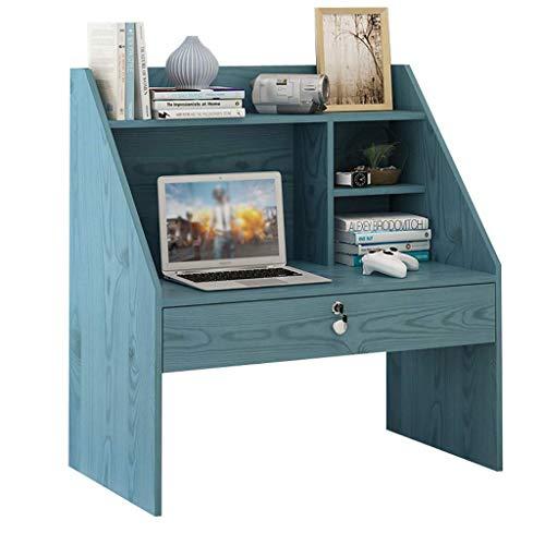 AYHa Portátil Litera dormitorio escritorio del ordenador portátil de estación de trabajo con ordenador cajón durable del soporte soporte de lectura Escritorio