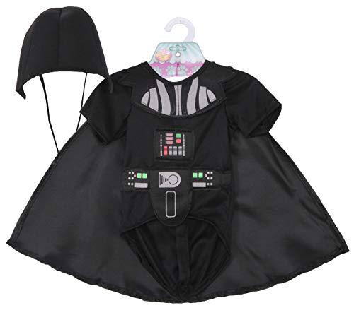 Star Wars - Disfraz de Darth Vader para mascota, Talla L perro ...