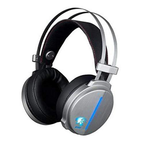 KOKO Game head-mounted lichtgevende koptelefoon, esport koptelefoon, zware bas nieuwe Internet cafes
