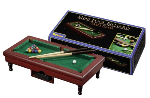 Philos 3231 - Mini Pool Billiard - Table Game, Geschicklichkeitsspiel