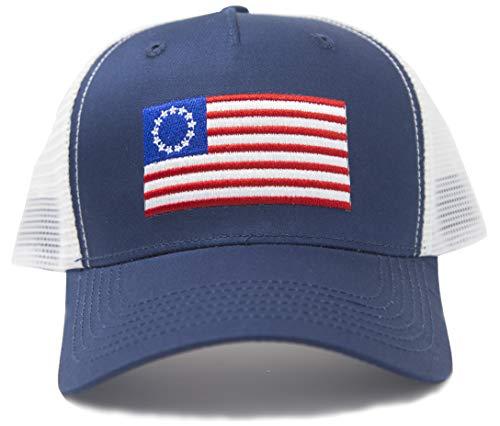 International Tie Premium Flag Hats – Snapback Trucker Baseball Hat