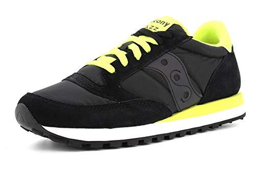 Saucony Sneaker Uomo Jazz Original 2044 551 Black Citron PE20 46