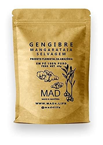 Gengibre Mangarataia Em Pó 100% Puro 44g MAD