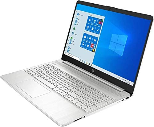 "2021 Newest HP 15.6"" FHD IPS Touchscreen Laptop,11th Gen Intel Quad-Core i5-1135G7 (Up to 4.2GHz, Beat i7-10710U), 12GB RAM, 256GB SSD, Webcam, HDMI, USB-C, WiFi, Windows 10 Home+ AllyFlex MP WeeklyReviewer"