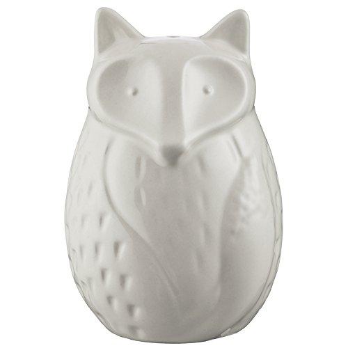 Mason Cash 2001.067 in The Forest Fox Stoneware Salt Shaker, White 28526