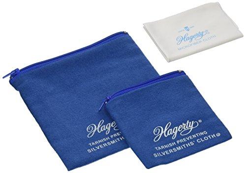 W. J. Hagerty 3-Piece Hagerty Forever New Silver Jewelry Storage Kit