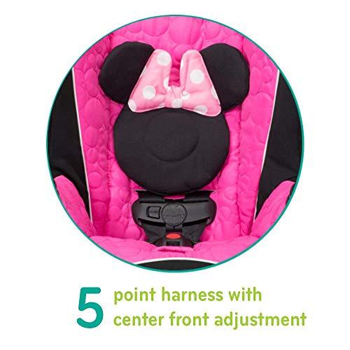 Disney Baby Apt 50 Convertible Car Seat, Mouseketeer Minnie